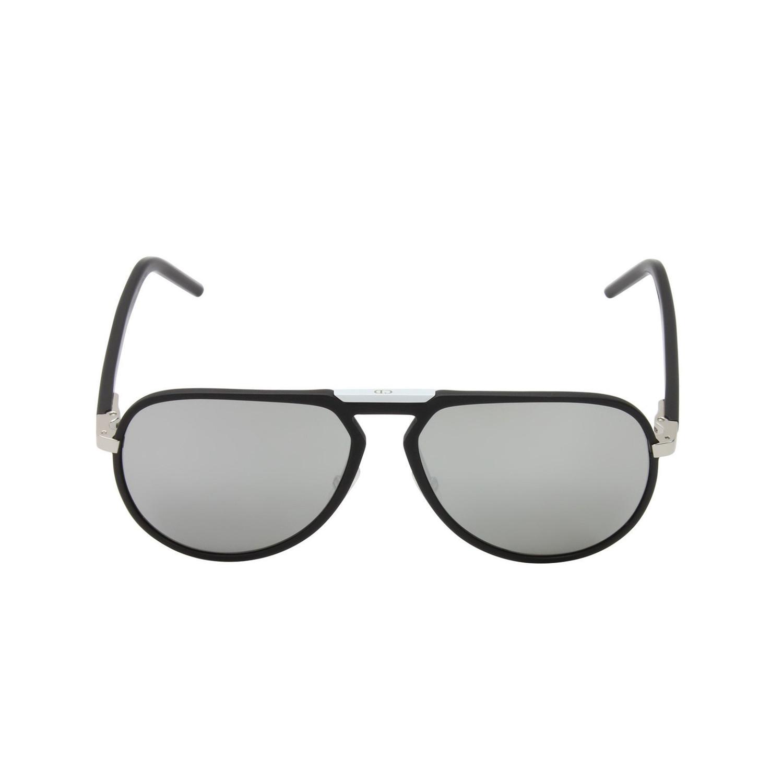 23a106f8d58 7172c26585269049d3399da4e007f298 medium · Dior AL13.2 Sunglasses    Matte  Black + Gray Silver