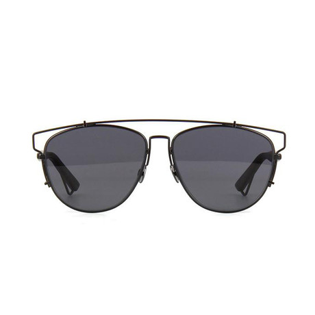 Dior // Men's DIORTECHNOLOGIC Sunglasses // Black + Gray