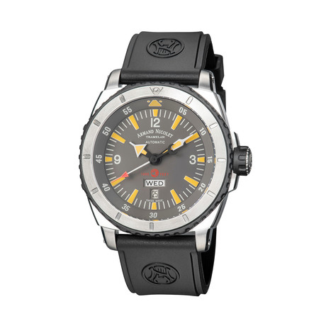 Armand Nicolet Automatic // A713MGN-GR-G9610