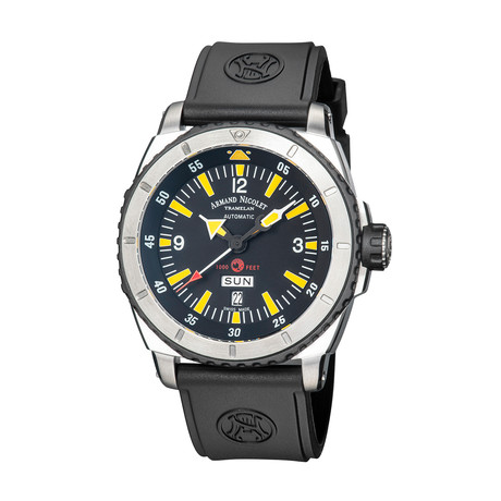 Armand Nicolet Automatic // A713MGN-NR-G9610