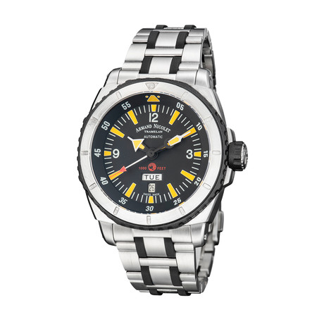 Armand Nicolet Automatic // A713MGN-NR-MA4710GN