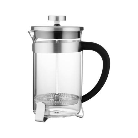 Essentials Stainless Steel Coffee + Tea Plunger