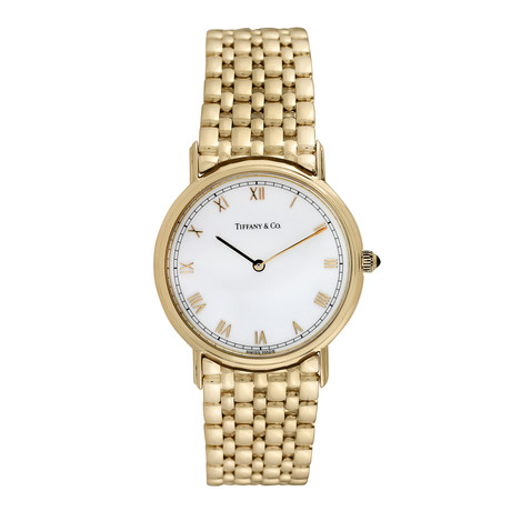 Tiffany & Co. Quartz // M0530 // Pre-Owned