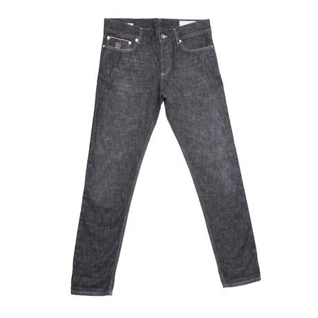 Gordon Jeans // Black (32WX32L)