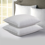 Hotel Laundry Down Alternative Pillow // Set of 2 (Queen)