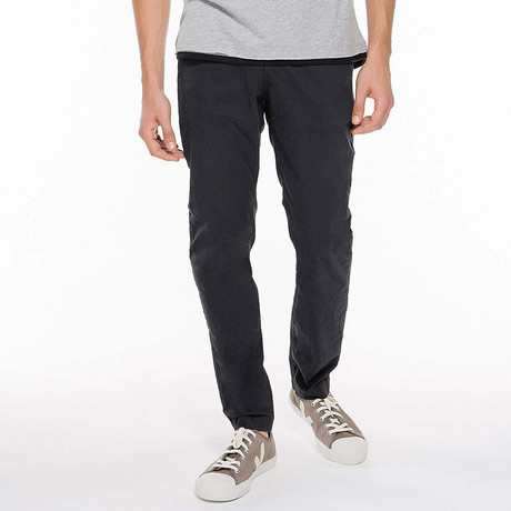 Regular Fit Chino Pants // Meteorite Dark Gray (36)