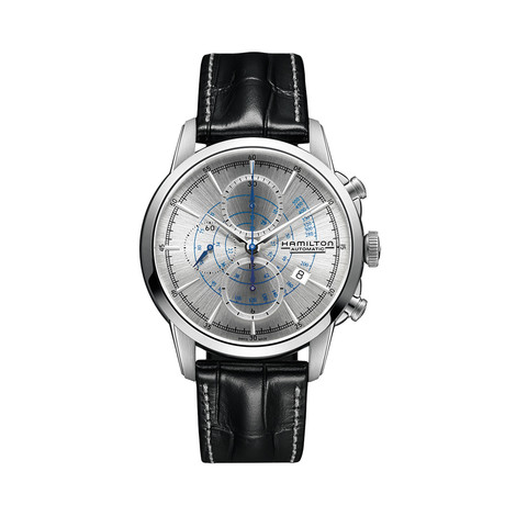 Hamilton Railroad Chronograph Automatic // H40656781
