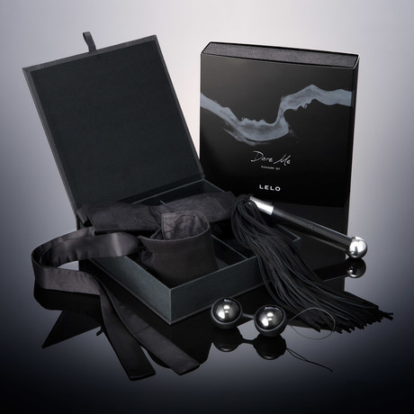 DARE ME Pleasure Set // Black