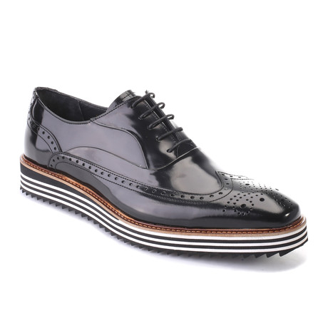 Addison Dress Shoes // Black (Euro: 39)