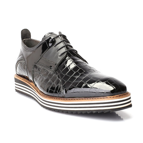 Addison Dress Shoes // Black (Euro: 40)