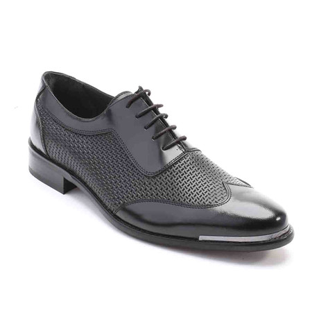 Adisa Dress Shoes // Antique Black (Euro: 39)