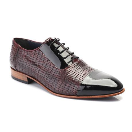 Wilhelmina Shoes // Bordeaux (Euro: 39)