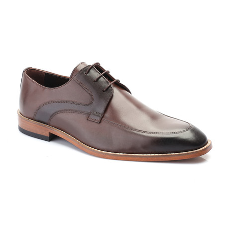 Wonaaa Plain Toe Oxford // Brown (Euro: 40)