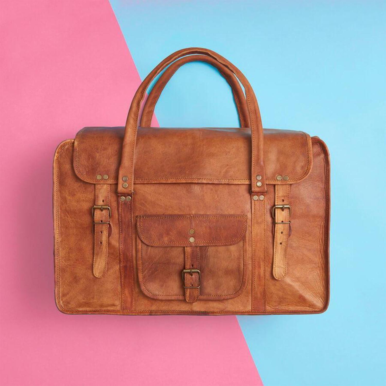 6e54c529a43e Extra Large Overnight Bag