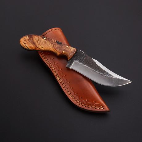 Carbon Steel Skinner Knife // VK5113