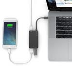 USB-C Hub // SD Card Reader + USB 3.0 + Power Delivery
