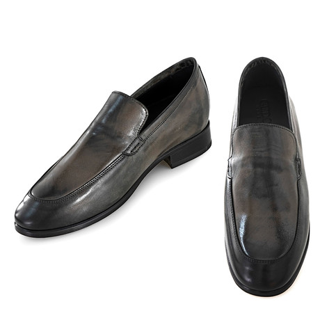 Grosseto Loafers // Hand-Buffered Black (US: 7)