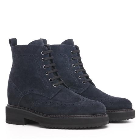 Medellin Boot // Navy (US: 7)