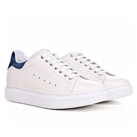 Wimbledon Low-Top Sneaker // White (US: 7)