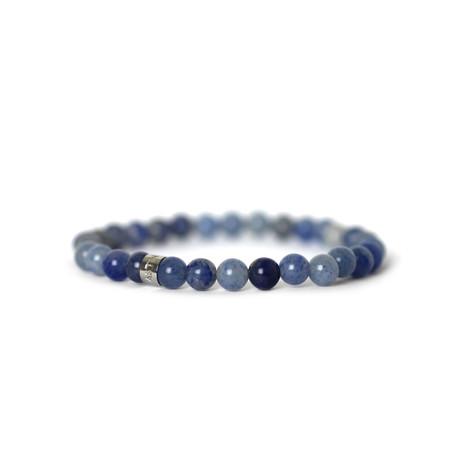 Arctic Skies Bracelet // Blue