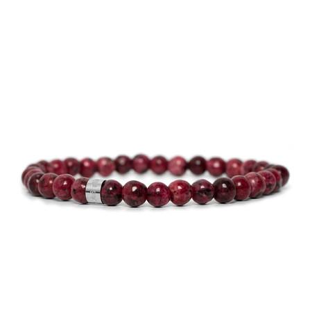 Red Handed Bracelet // Red