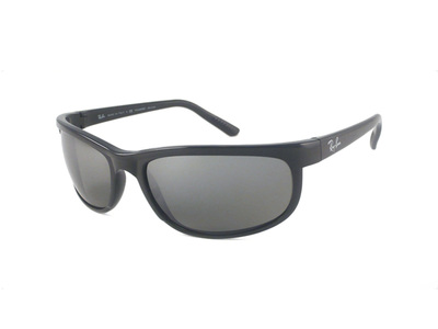 Photo of CLEARANCE: Accessories Curated Accoutrements Ray-Ban® Predator 2 Sunglasses // Shiny Black + Grey // Polarized by Touch Of Modern