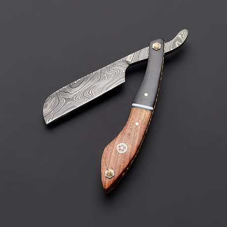 Olive Burl Wood + Buffalo Horn Special