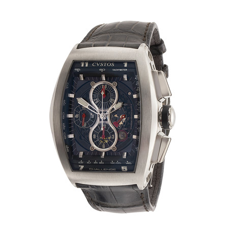 CVSTOS Challenge GT Chronograph Automatic // Store Display