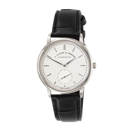 A. Lange & Söhne Saxonia Automatic // 380.026 // Pre-Owned