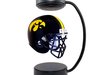 Photo of Hover Helmets Levitating NCAA Displays Iowa Hover Helmet by Touch Of Modern