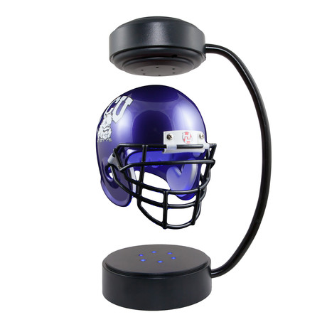 Texas Christian University Hover Helmet