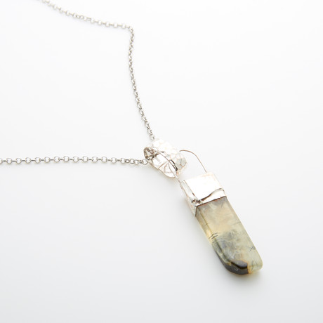 Citrine Natural Stone Necklace