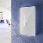 U1 Wi-Fi Smart Light Switch (White)