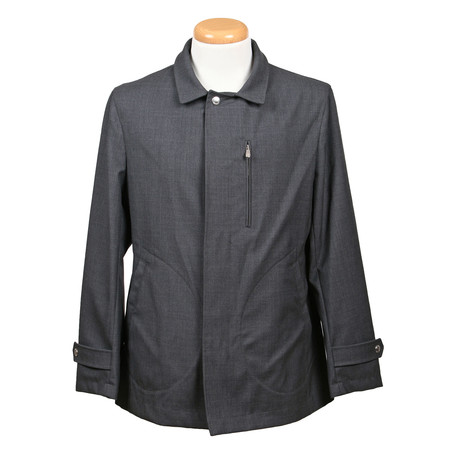 Jorge Jacket // Gray (Euro: 48)