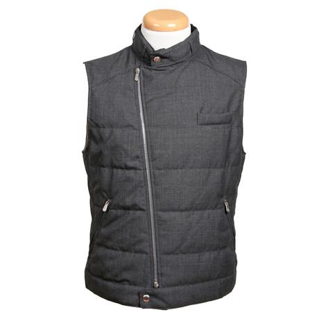 Wool Vest // Gray (XS)