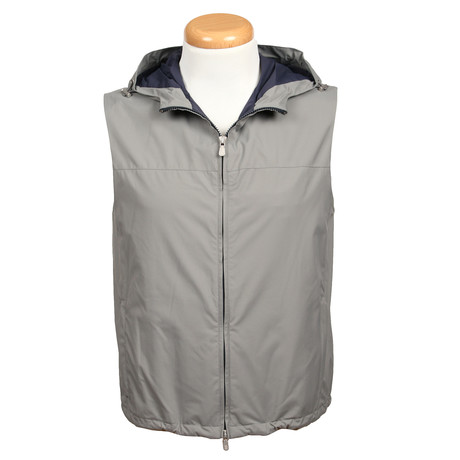 Waterproof Vest // Gray (Euro: 48)