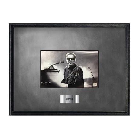 Signed + Framed Artist Series // Billy Joel