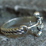 Anchor + Rope Ring (6)