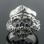 Bearded Sailor's Skull (12)
