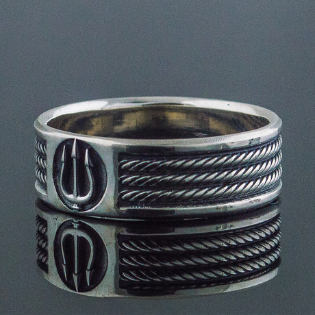 Rope + Trident Ring (6)