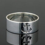 Anchor Symbol Signet (10)