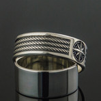 Rope + Compass Ring (14)