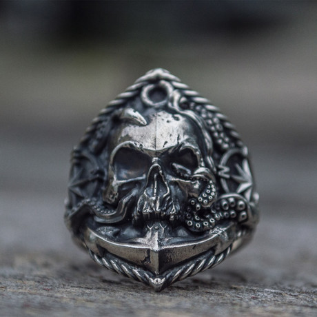 Sailor's Skull + Anchor (6)
