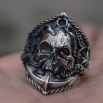 Sailor's Skull + Anchor (8)