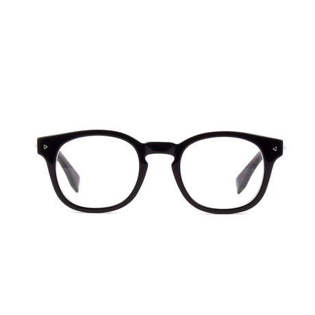 Men's FF-0217 Eyeglass Frames // Black