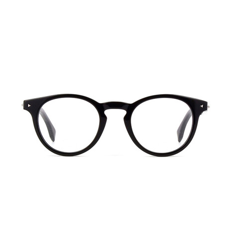 Men's FF-2019 Eyeglass Frames // Black