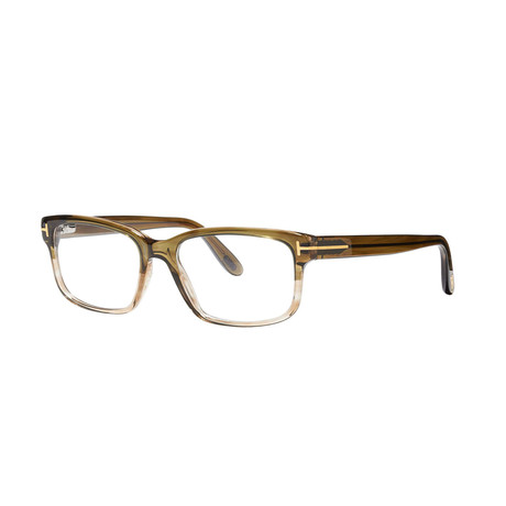 Men's Optical Frames // Dark Green