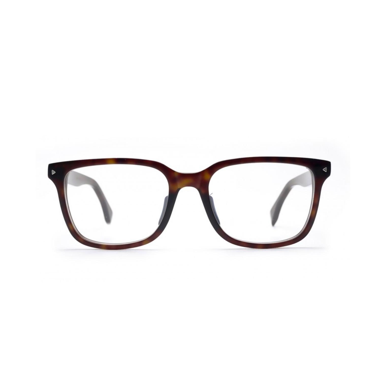 eafebbcfe4f Fendi    Rectangular Acetate Eyeglass Frames    Dark Havana - Luxury ...
