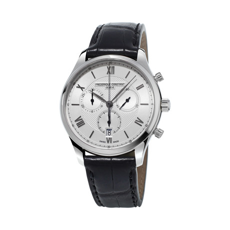 Frederique Constant Classics Chronograph Quartz // FC-292MS5B6