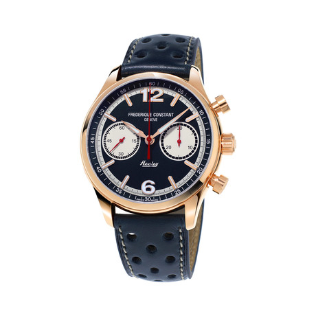 Frederique Constant Vintage Rally Healey Chronograph Automatic // FC-397HN5B4
